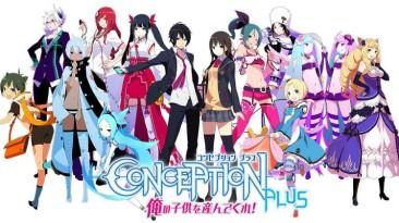 Создатели эротической ролевой игры Conception Plus убрали из проекта возможность трогать девушек