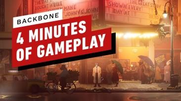 4 минуты игрового процесса Backbone