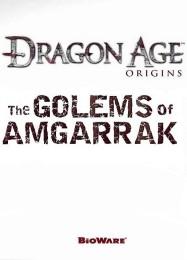 Обложка игры Dragon Age: Origins - The Golems of Amgarrak