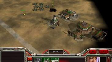 """Command & Conquer Generals: Zero Hour """"Карта - Call of Tiberium Dawn"""""""