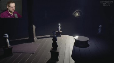 Тёмные тайны чрева Little Nightmares [Kuplinov Play]