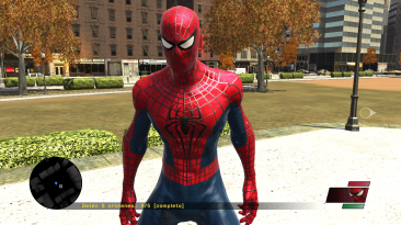 """Spider-Man: Web of Shadows """"The Amazing Spider-Man 2 accurate/ MJ WOS Mod by SpiderGeek"""""""