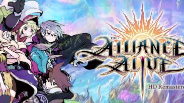 Первый трейлер The Alliance Alive HD Remastered, подробности западного издания