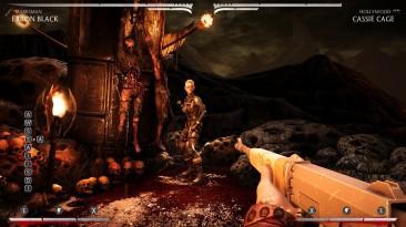 Фанат запустил Mortal Kombat X с видом от первого лица - игра стала похожа на шутер