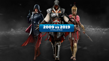 Assassin's Creed II спустя 10 лет: старьё или классика?
