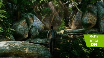 Uncharted: Drake's Fortune запустили на PC с трассировкой лучей