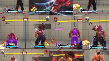 """Super Street Fighter 4 : """"Костюмы для Рю , Акумы , Они и Злого Рю """""""