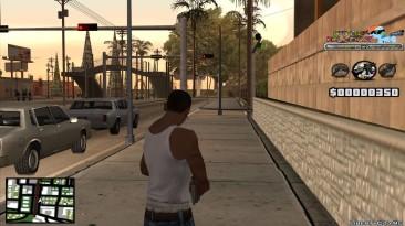 """Grand Theft Auto: San Andreas """"С-Hud-Swag Killerz"""""""