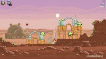 """Angry Birds: Star Wars """"Геймплейный трейлер"""""""