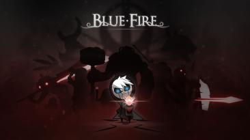 Новый трейлер экшен-платформера Blue Fire