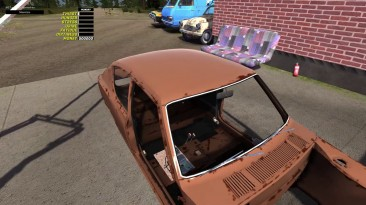 My Summer Car: Сохранение/SaveGame (Куплена Несобранная Сатсума)