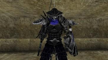 """Morrowind """"Черная костяная броня"""""""