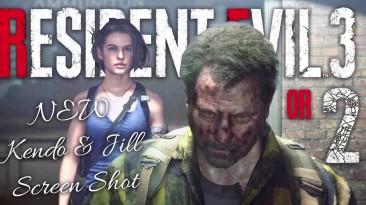 Ачивка В погоне за Джилл отсылка к Resident Evil 3 Remake, TGA 2019, Новый режим Another Survivor