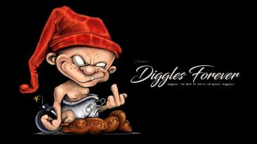 """Diggles: The Myth of Fenris """"Капитальный ремонт графики"""""""