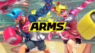 Новые ролики файтинга Arms - знакомство с героями