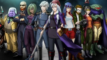Cosmic Star Heroine доберётся до PS4, PS Vita и PC этим летом