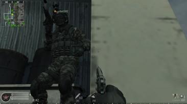 "Call of Duty Modern Warfare 3 ""Спецназа Макарова против Гигн"""