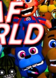 Обложка игры FNaF World