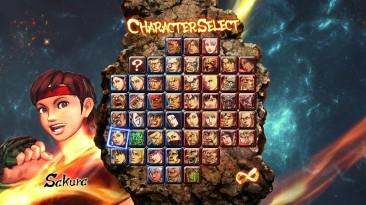 "Street Fighter X Tekken ""Background (фон)"""