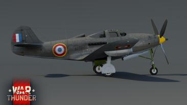 P-39Q-25 в боевом пропуске War Thunder