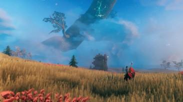 Выживание с викингами Valheim успешно стартовало в Steam