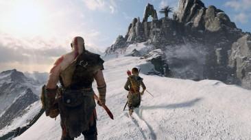 """God of War возглавила топ продаж Steam: игра """"Лидер продаж"""" как в региональном, так и в глобальном топах"""