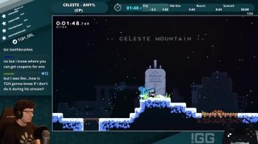 Celeste - Скоростное прохождение 29:59