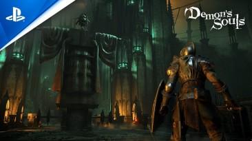 Demon's Souls опережает Spider-Man: Miles Morales по стартовым продажам на PlayStation 5 в Японии