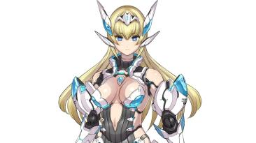 Новый арт и скриншоты Phantasy Star Online 2: New Genesis