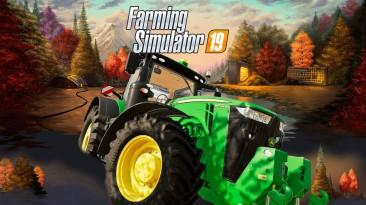 Steam: Farming Simulator 19 вырвался в лидеры в топе продаж
