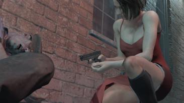 "Resident Evil 3 ""Платье Элис"""