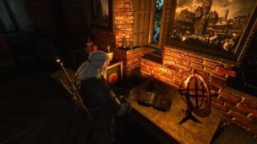 """Witcher 3: Wild Hunt """"Двойной щелчок для факела"""""""
