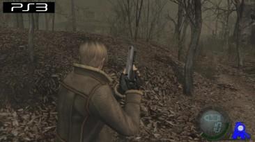 Resident Evil 4 - Сравнение графики на всех платформах
