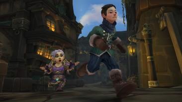 """В World of Warcraft началась """"Детская Неделя"""" 2021"""