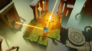 Archaica: The Path Of Light - головоломка о лазерах и зеркалах