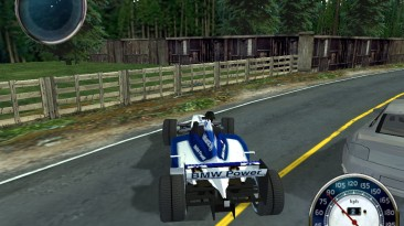 "Mafia: The City of Lost Heaven ""BMW Williams F1"""