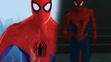 """Spider-Man 2: The Game """"Peter B Parker(Into the Spider Verse)"""" by BatuTH"""