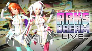 Phantasy Star Online 2 представила еще одну коллекцию ARKS Dream Live