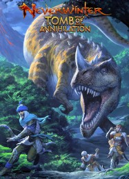 Обложка игры Neverwinter: Tomb of Annihilation
