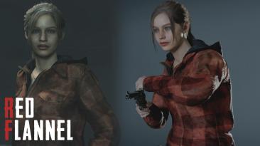 """Resident Evil 2 """"Красная рубашка для Клэр"""""""