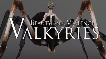 Свежие подробности Beauty & Violence: Valkyries