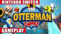 Видео геймплея вечериночного шутера The Otterman Empire