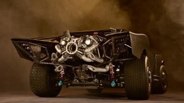 """Hot Wheels выпустит радиоуправляемую копию бэтмобиля из нового """"Бэтмена""""с Робертом Паттинсоном"""