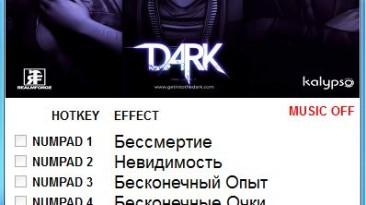 Dark: Трейнер/Trainer (+8) [All Versions] {Aleksander D}