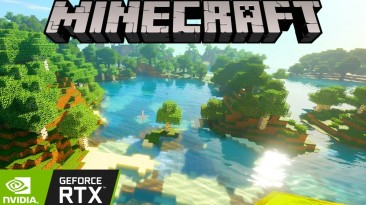 Minecraft RTX - представлен геймплей с трассировкой лучей