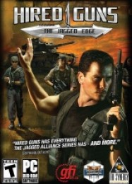 Обложка игры Hired Guns: The Jagged Edge