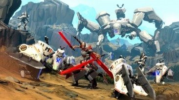 """Глава Gearbox о неудаче Battleborn: """"Мы в порядке"""""""