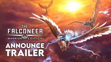 The Falconeer: Warrior Edition выйдет на PS5, PS4 и Switch 5 августа по всему миру
