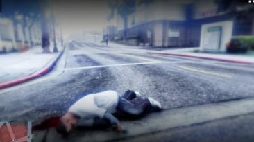 "GTA 5 ""Player Critical Hit"""