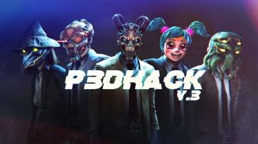 Payday 2: P3DHack Free v3.03